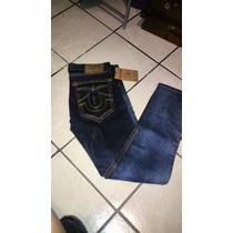 Pantalon - Jeans True Religion Talla 34 Envio Gratis