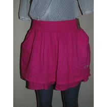 Faldas Hollister Co. M-l Nueva Orig. Shorts,tanks,vestidos