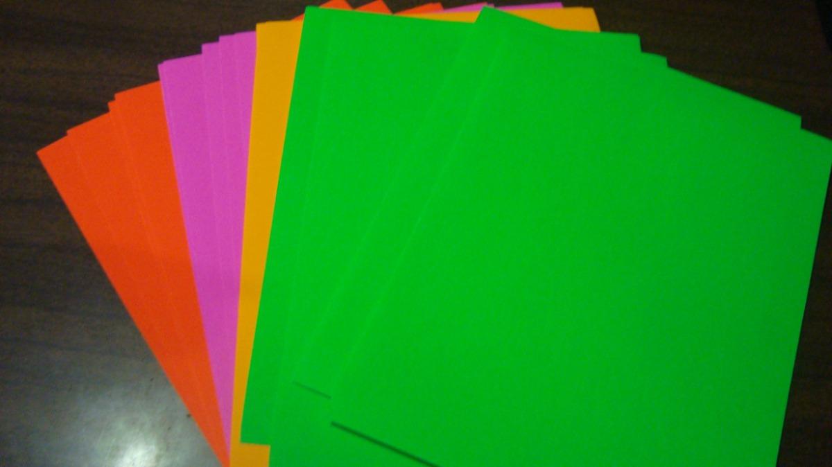 Papel adhesivo de color tama o carta mmu en for Papel adhesivo pared