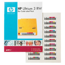 Etiquetas Papel Ultrium Hp Q2007a 3 Bar Code +c+