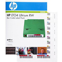 Etiquetas Ultrium Hp Q2009a Lto4 Bar Code Pack +c+