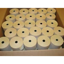 Rollo De Papel 80 X 70 Mm Termico