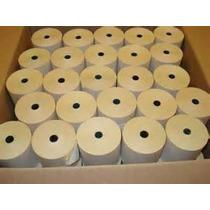 Caja De Rollo De Papel 80 X 70 Mm Termico