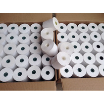 Rollo De Papel Termico 80x80 Mm. (caja.precio) Para Miniprin