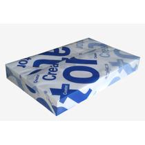 Papel Couche Brillante 1,000 Hojas Tamaño Tabloide De 200 Gr