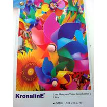 Pelicula Back Lit Front Print Ke238 1.52x30 M N3 Ecoso,latex