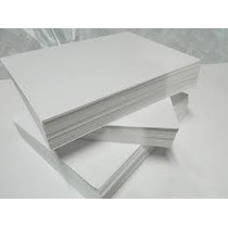 Papel Couche Tabloide Brillante Dos Caras 100gs 1000 Hojas