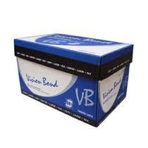 Caja Con 5000 Hojas Carta Vision Bond Comp-169