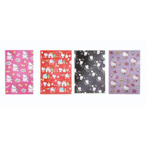 Lote D 4 Folders D Plastico D Hello Kitty Sanrio Japon
