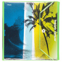 Carpeta Escolar Trapper Keeper Diseño Doodle Green. Original