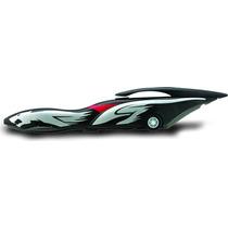 Carreras De Coches Pen - Silver Leopard - Racingx Niños Div
