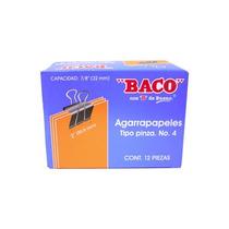 Sujetadocumentos 50.8mm De Ancho De Pbac-suj-agpi4 Caja 12