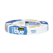 Cinta Adhesiva Blue Tape 3/4 Pulg X 60 Yard Scotch 3m