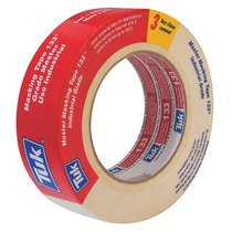 Cinta Adhesiva, 36mm, 50m, 0.175 Mil, Crema, Tuk