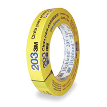 Cinta Adhesiva 24mm Natural Papel Crepé 3m