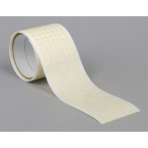 Cinta Adhesiva Natural Papel Crepe Liso 7.5 Mil 3m