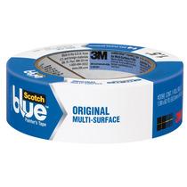 Cinta Adhesiva Tipo Masking Tape 1.5 Enmascarado Scoth 3m