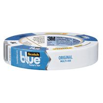 Cinta Adhesiva Azul 24mm 60 Yd. 5 Mil Scotch-blue