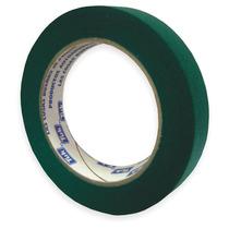 Cinta Adhesiva, 12mm, 50m, 0.13mm, Verde, Tuk