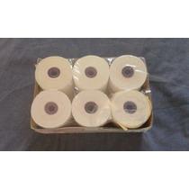 Paquete De 6 Rollos Para Impresora De Tickets 57mm Ancho