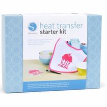 Kit Termico Transfer Tela Silhouette Plotter Cameo Scrapbook