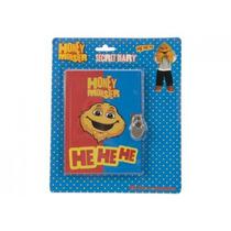 Diario Secreto - Honey Monster Lock Up Journal Kids Fun