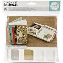 Scrapbook The Cinch Kit Journal