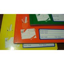 Libreta Cuaderno De Tares Norma Color Papeleria