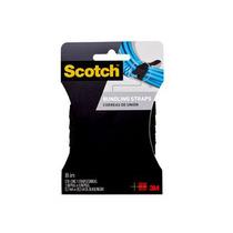 Sujetadores Amarradores Cables Negros 6/pack Scotch 3m