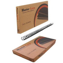 Gusano - Arillo Metalico 7/8 Negro Emd-gus-62140 Upc: 750112
