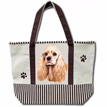 Bolsa De Manta Cocker Spaniel - Hermosa Tote Bag!