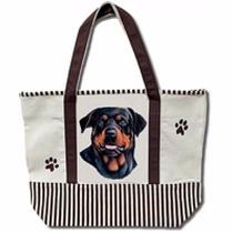 Bolsa De Manta Rottweiler - Hermosa Tote Bag!