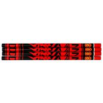 Lápices Del Manchester United - Big Logo 4pk Establecer Ofi