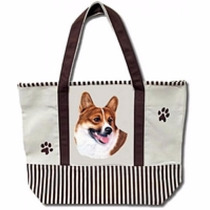 Bolsa De Manta Welsh Corgi - Hermosa Tote Bag!