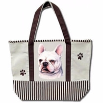 Bolsa De Manta Bulldog Frances - Hermosa Tote Bag!