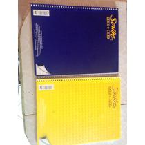 Remate De Cuaderno Cosido Norma Doble Raya