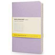 Libreta Pasteles Bolsillo Cuadros Moleskine Cuaderno