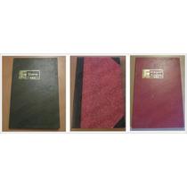 Set 3 Libros Libreta Forma Contable Contabilidad/vintage 60s