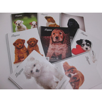 Cuaderno Profesional Puppies