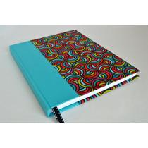 Cuaderno Hecho A Mano - Artesanal - Tamaño Carta