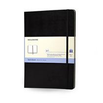 Libreta A3 Negra Pasta Dura Moleskine Cuaderno