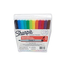 Sharpie 37172 Ultra Fine Point Marcador Permanente Colores S