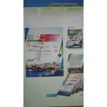 Promocional Calendario Exfoliador Semanal Con Tu Logo,1