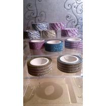 Washi Tapes Cinta Decorativa Para Scrapbook / Manualidades
