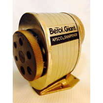 Sacapuntas Berol Giant Apsco Sharpener. Sin Uso!!!