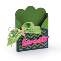 Scrapbook Suaje Bag Sweet Treat Sizzix
