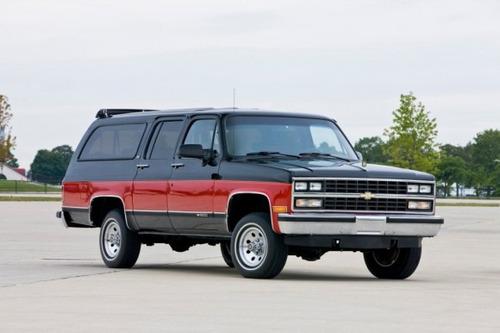 Par Cuartos Frontal Chevrolet Silverado/suburban/c/k 89-91 ...