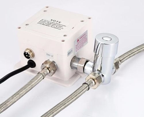 Llave para lavabo c sensor infrarojo automatica envio for Llave de paso automatica