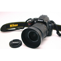 Parasol Hb-45 Para Nikon D3100, D5100 Lentes 55mm