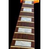 Marcadores Inlays Vinil Rectangular Guitarra Les Paul Gibson